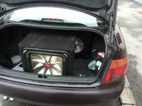 kicker/ audio station/ spectro - Drugi akumulator czy kondensator?