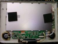 Lazer PDVD 188HDATV - Identyfikacja spalonego uk�adu.