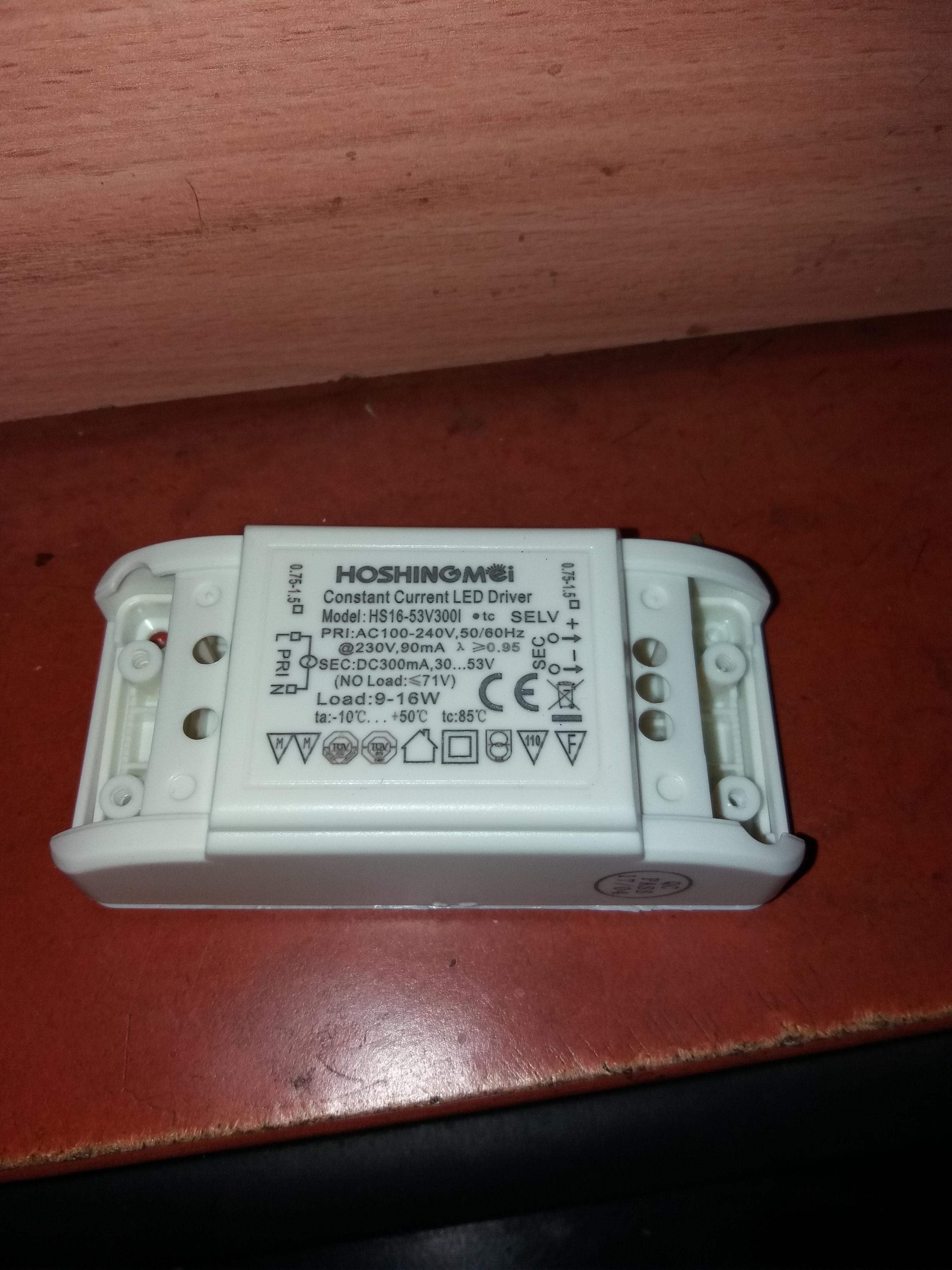 Inne rodzaje Lampa LED miga. LED Driver. - elektroda.pl BX69
