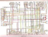 GPZ 500 - Zmiana modułu zapłonowego (rozpisanie instalacji)