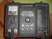 �adowarka akumulatorowa BK 12\10 - nieodpowiednie napi�cia na wyj�ciu