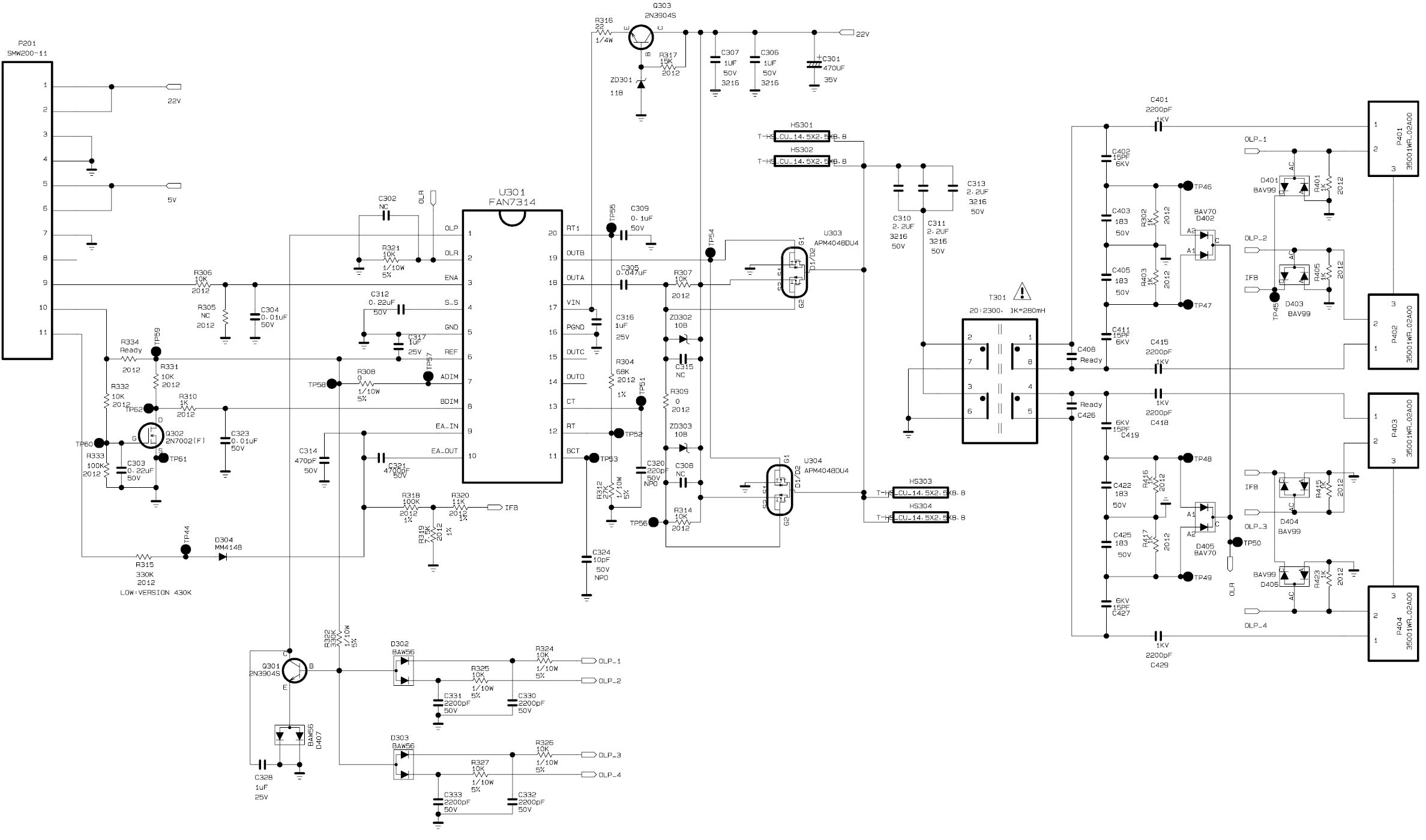 LG L1942T - Brak pod�wietlenia