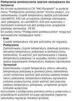 piec Vaillant ecoTEC plus + Calormatic VRC 430 + eRelax