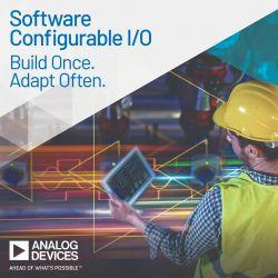 Analog Devices prezentuje pierwsze przemysłowe IO konfigurowane softwarowo