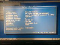 HP NX7000 - Zamiana na Pentium M 2,13 GHz 533MHz