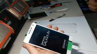 Samsung Galaxy A5 a500fu - Wymiana wyświetlacza - instrukcja