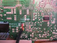 Przeróbka Panasonic SA-PM21 dołożenie wejścia AUX/LIN