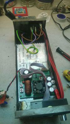 Zasilacz 0-50V 0-20A 800W na DPS5020.