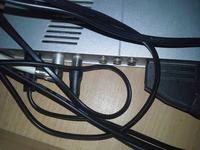 Monitor Samsung - Podłączenie dekodera do monitora ze złączem VGA.