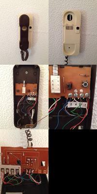 Unifon 4LB - Szukam taniego zamiennika z instrukcją podłączenia