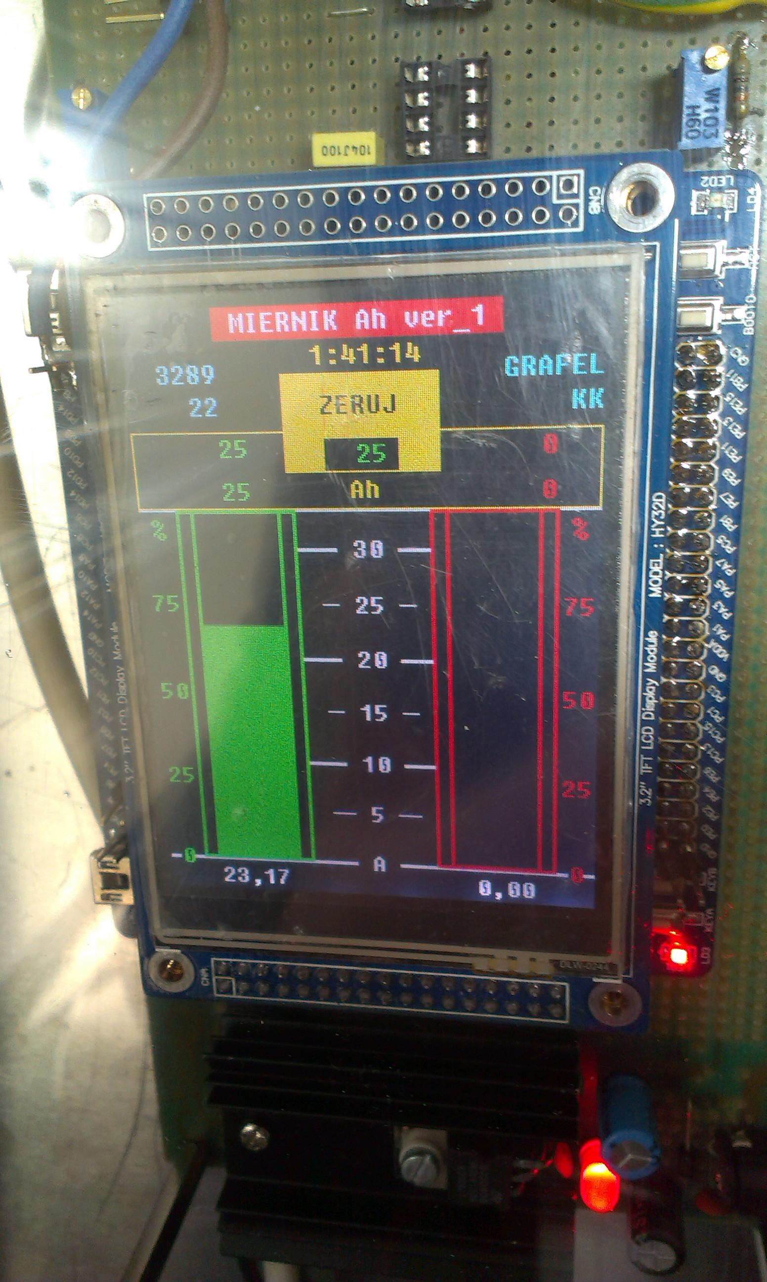 Malusia elektrownia PV z dodatkiem w�asnej roboty.