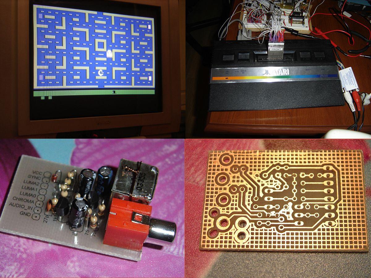 Konsola Atari 2600 - drugie �ycie