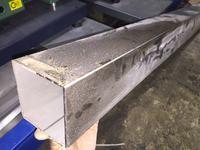 Zbiornik buforowy do sprężonego powietrza - czy mogę zastosować profil z inox ?