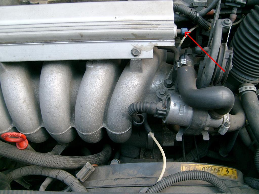 Volvo 850 2.0 lpg. aut. '96  -  NIE ODPALA (FILM)