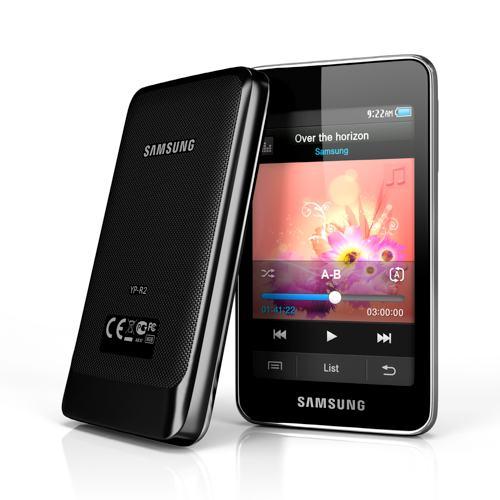 Samsung YP-R2 - odtwarzacz przeno�ny typu PMP ze wsparciem dla MP3HD