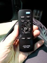 [Sprzedam]Alpine CDA-9857R + pilot