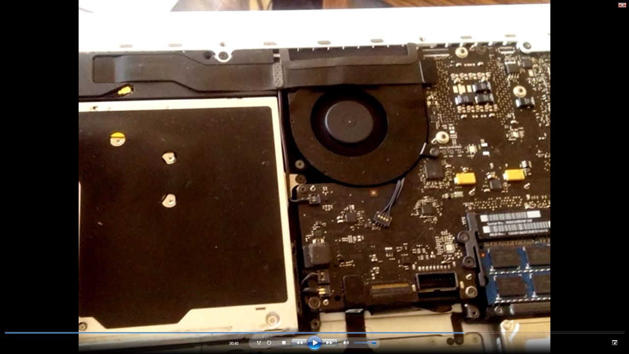 Macbook A1342 - Uszkodzony uk�ad �adowania - brak zamiennika
