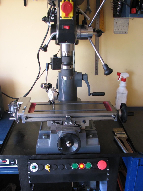 Super Autoposuw osi X do wiertarko-frezarki ZX7016 SAM DIY. ZQ76
