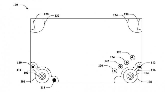 Microsoft patentuje wirtualny kontroler do gier dla ekran�w dotykowych