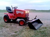 Japońskie traktorki - proszę o opinię