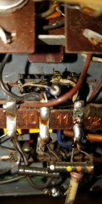 """Diora """"Koncert"""" 6201 - Renowacja oraz zestrojenie odbiornika."""