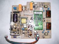 HP 1702 - po 2 sek gaśnie podświetlenie matrycy