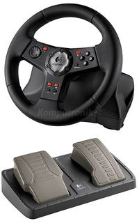 Kierownica PC - Logitech Formula Vibration Feedback Wheel