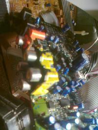 technics SA DX 750 - Jaki tranzystor oraz błąd F70