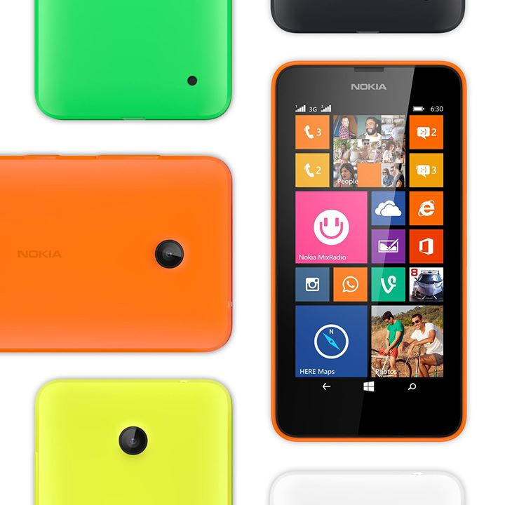 Nokia Lumia 630 - pierwszy smartphone z Windows Phone 8.1 i Dual-SIM