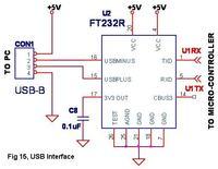 Prosty i tani oscyloskop USB na dsPICu