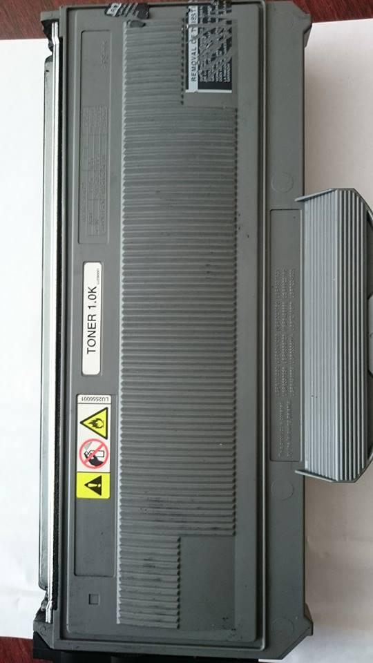 Ricoh SP112 - Jak dosypać toner? - elektroda pl