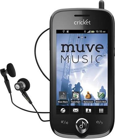 ZTE Chorus - nowy bud�etowy smartphone z Muve Music