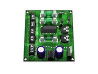 Tranzystor jako klucz w układzie z komparatorem typu otwarty kolektor