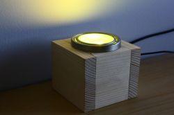 RGBTemp - lampa RGB prezentująca temperaturę