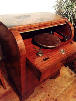 Telefunken - Jak podłączyć stary gramofon Telefunken
