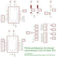 [ATmega16L][C] - Wy�wietlacz LCD od Nokii E51 - uruchomienie