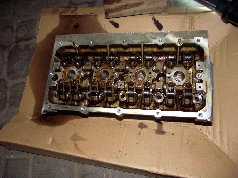 Golf IV BCA 1.4 - B��d silnika, nier�wno pracuje i du�e spalanie