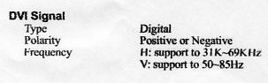 Viewsonic VPW450HD  - Pod��czenie tunera TV pod star� plazm� z USA po DVI