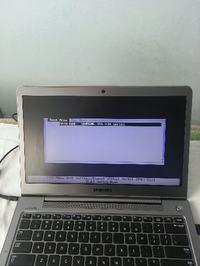 Samsung NP530U3C-A04PL - Nie mo�na przywr�ci� systemu i zainstalowa� nowego.