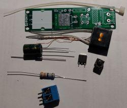Recenzja; Mini zapalarka/generator HV kit.