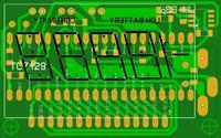 Miernik 4 1/2 cyfry z wyświetlaczem LCD