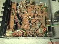 CB-radio TRC 446 (Realistic lub Radio Shack) 21-1574