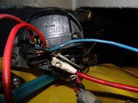 Alternator Lucas 15 ACR. Podłączenie do instalacji elektrycznej.
