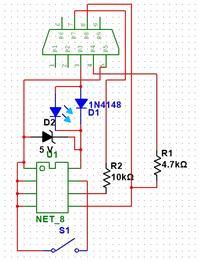 Prosty programator pamięci eeprom I2C na RS-232