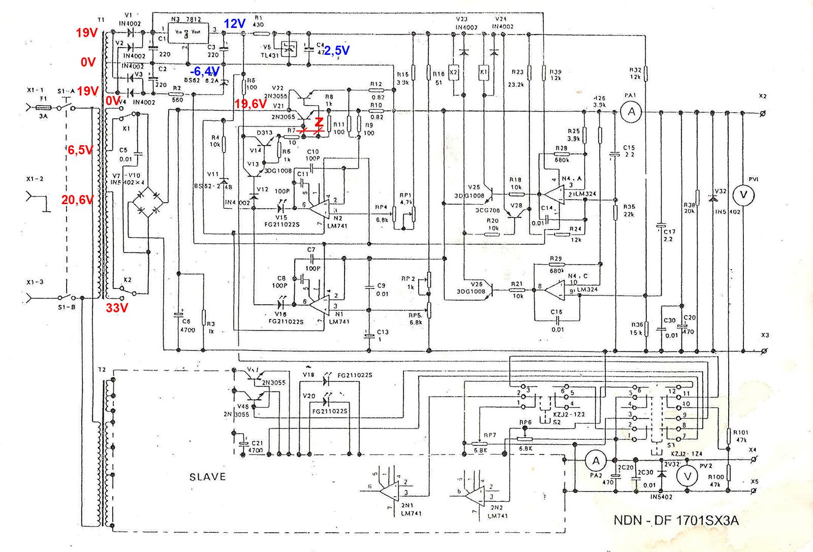 zasilacz 0-30 inny niz electroniklab