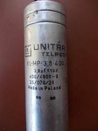 Kondensator olejowy czym zastąpić?