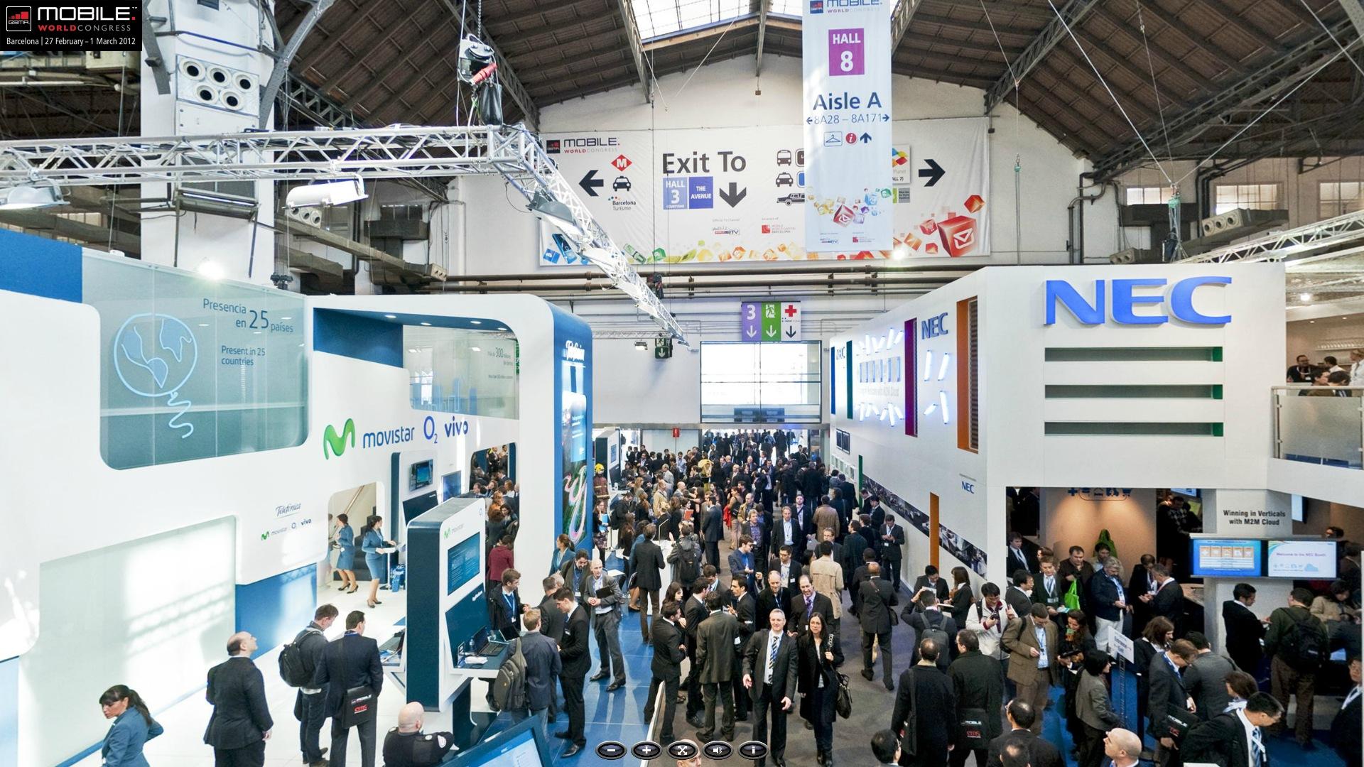 Podsumowanie Mobile World Congress 2012 - najciekawsze telefony i tablety