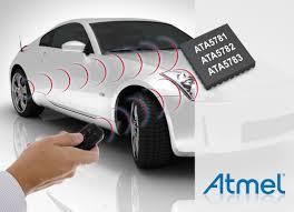 Odbiorniki RF do zastosowa� w motoryzacji od firmy Atmel
