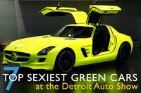 7 najfajniejszych samochod�w EV na targach w Detroit