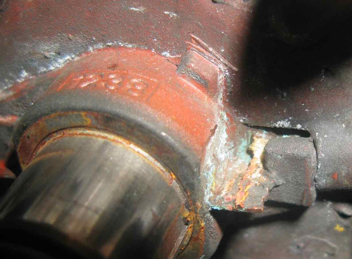 Fiat Multipla 1.6 - Alternator Bosch - wymiana pier�cieni, zgrzane doprowadzenia